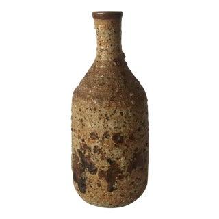 Earthy Clay Vase