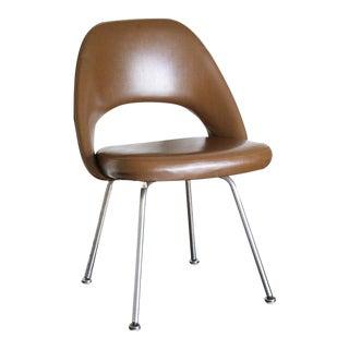 Knoll Eero Saarinen Executive Side Chair