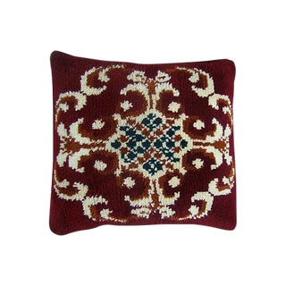 Moroccan Floral Design Pillow