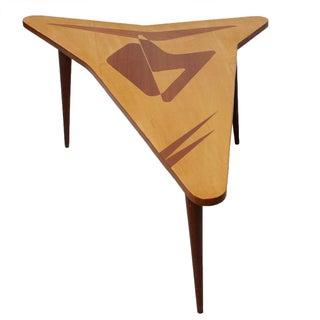 Italian Arrowhead Shaped Coffee Table