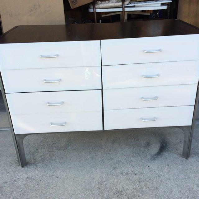 Mid-Century Modern Raymond Loewy Chest Dresser - Image 3 of 8