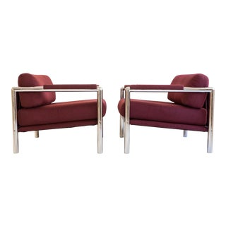 Pair of Pace Collection Armchairs