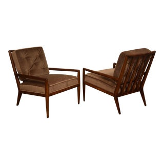 Robsjohn Gibbings Widdicomb Lounge Chairs- a Pair