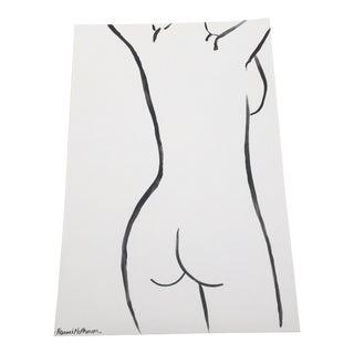 Modern Nude Original Painting