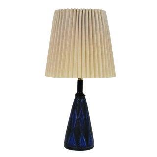 Michael Andersen Danish Modern Ceramic Table Lamp