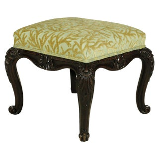 Louis XV Low Stool