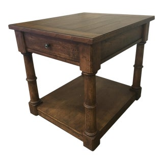 Ethan Allen Delphi End Table