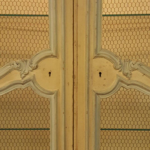 Baker French Provincial China Cabinet - Image 8 of 11