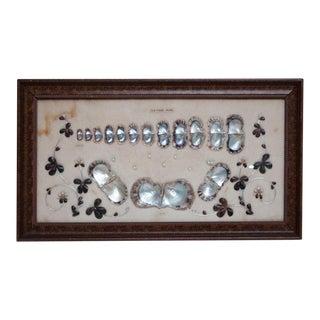 Japanese Akoya Pearls Display, C.1920