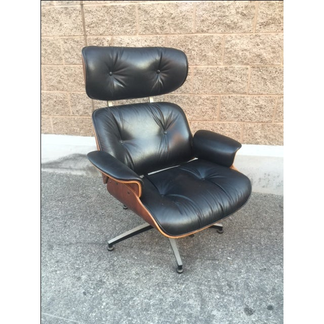 Plycraft Eames-Style Lounge Chair - Image 2 of 3
