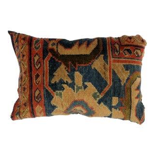 Leon Banilivi Antique Rug Fragment Pillow