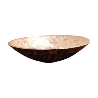 Decorative Broken Stone Bowl