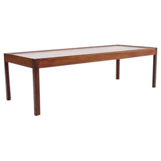 Danish, Mid-Century Rosewood Coffee Table