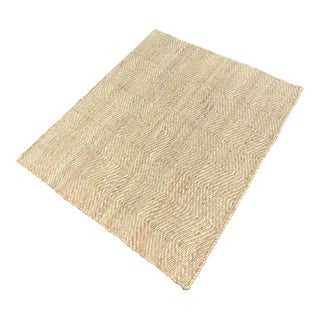 Natural Area Rug - 2′4″ × 2′9″