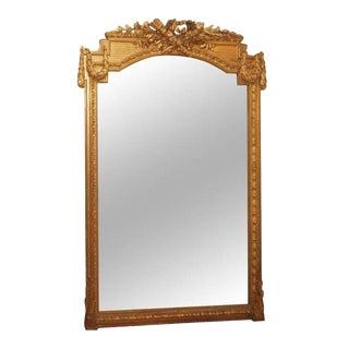 Napolean III Gilt Mirror