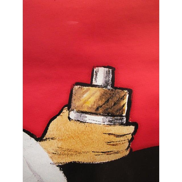 Image of 1979 Vintage Christian Dior Eau Sauvage Perfume Ad