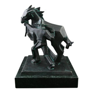 Sidestepper by Ed Mell, Bronze edition 26/30