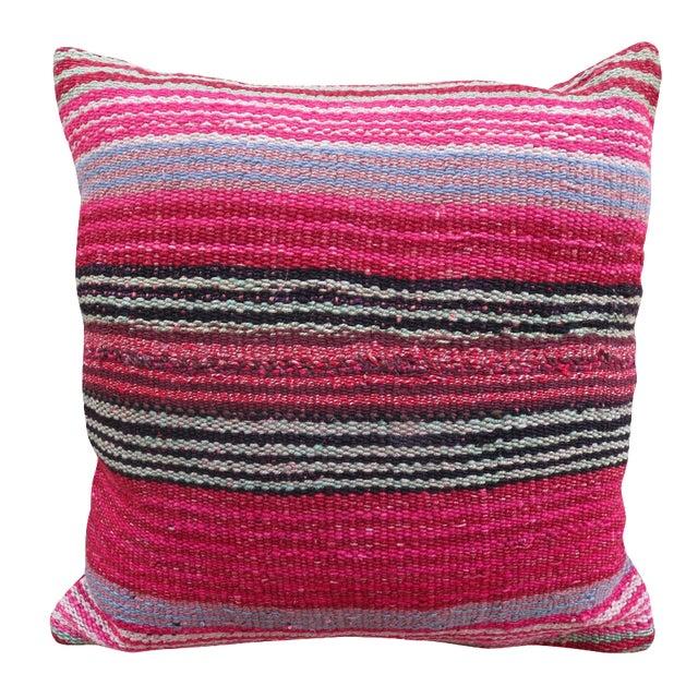 Peruvian Frazada Pillow - Image 1 of 3