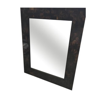 Large Crate And Barrel Mirror
