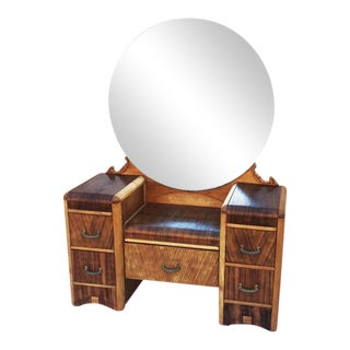 Brando Waterfall Wooden Vanity