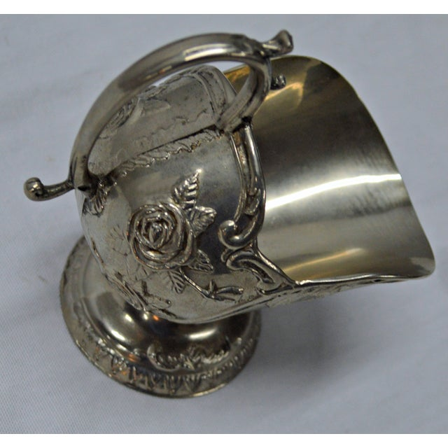 Image of Silver Plated Sugar Dispenser