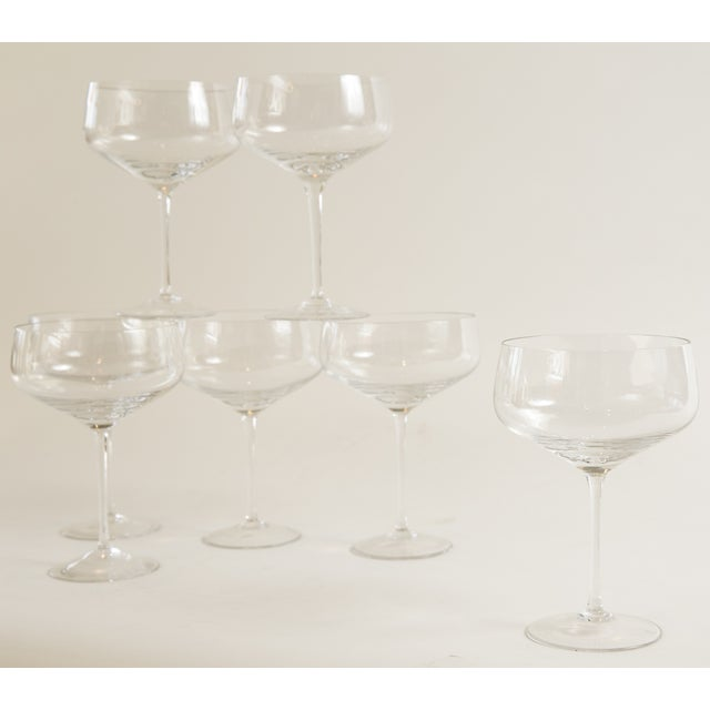 Vintage Rosenthal Crystal Stems - Set of 7 - Image 6 of 10