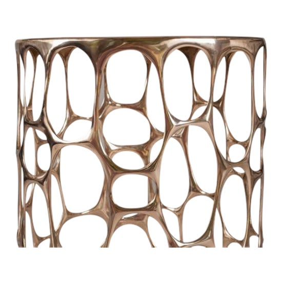 """""""Homage to Gaudi"""" Side Table by Nick King - Image 1 of 5"""
