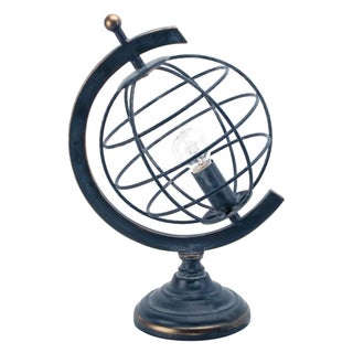 Globe Style Table Lamp