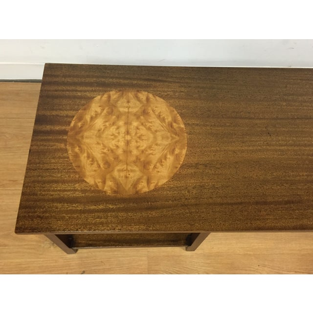 Image of Edward Wormley for Drexel Perspective Coffee Table