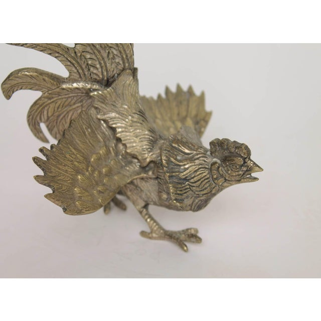 Image of Fighting Roosters - A Pair
