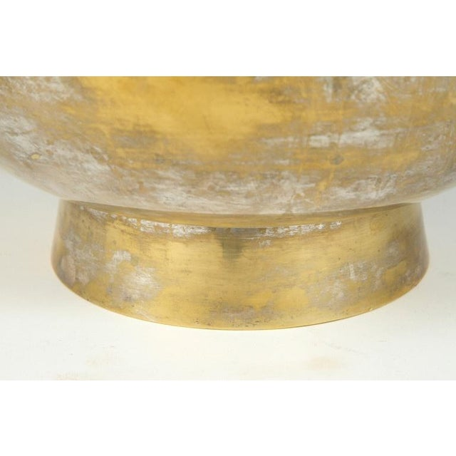 Image of Ward Bennett Silver Footed Bowl