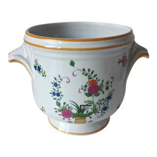 French Limoges Raynaud et Cie Cachepot