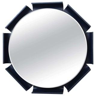 Italian Bend Wood Mirror