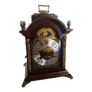 Vintage Franz Hermle Mantle Clock
