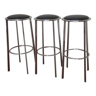 Sandler Seating Contemporary Bar Stools - Set of 3