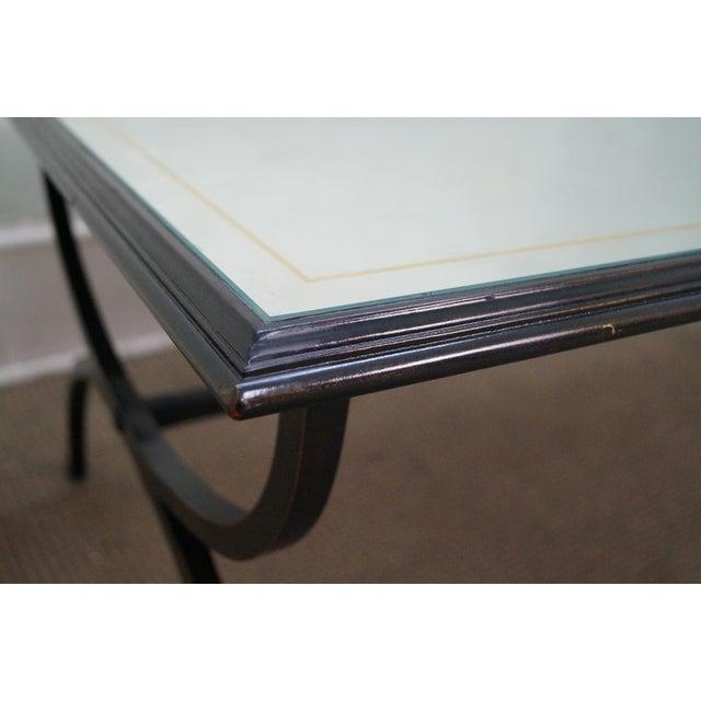 Jonathan Charles Eglomise Mirror Top Coffee Table Chairish