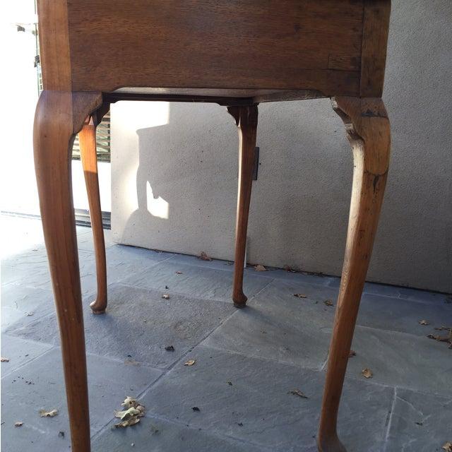 English Tea Table Circa 1880 - Image 3 of 8