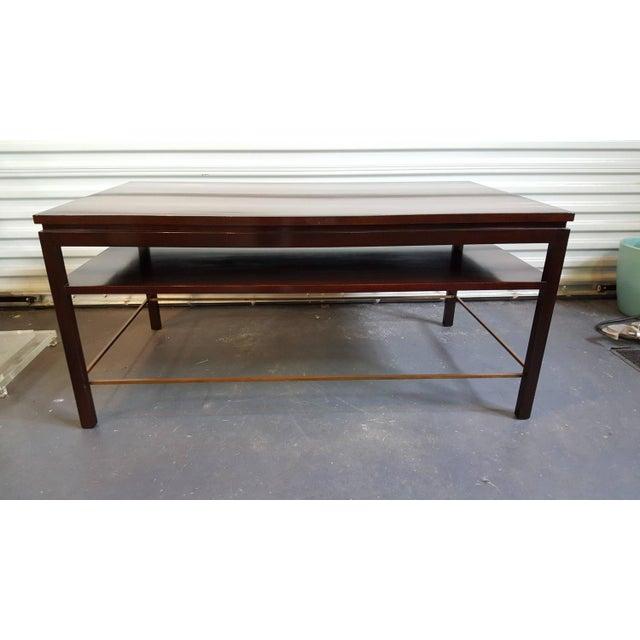Edward Wormley For Dunbar Vintage Coffee Table Chairish