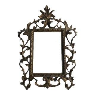 Art Nouveau Standing Picture Frame