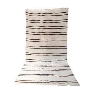 """Striped Turkish Kilim - 9'10"""" x 4'9"""""""