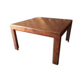 Mid-century Danish Walnut Side Table