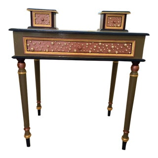 Vintage Glam Writing Desk