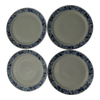 Melitta German Snowberry Dinner Plates - Set of 4