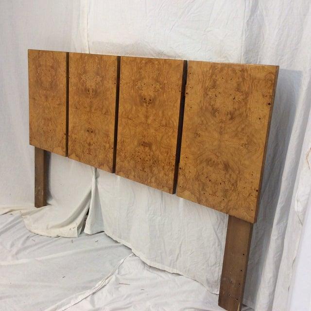 Image of Lane Burlwood Headboard