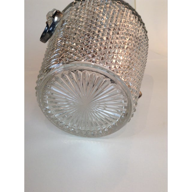 Pressed Glass Champagne Bucket - Image 7 of 8