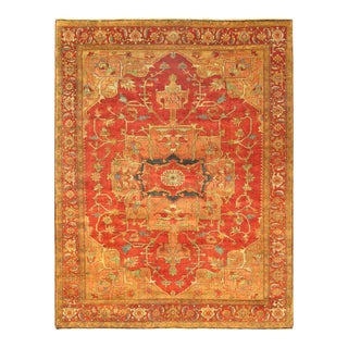 """Pasargad Serapi Wool Area Rug - 5'10"""" X 5'11"""""""