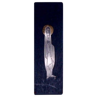 Emaus Virgen Wall Plaque
