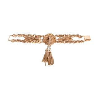Napier Tassel Bracelet