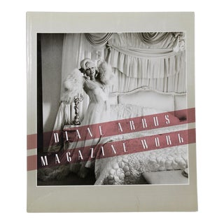 'Diane Arbus: Magazine Work' Book