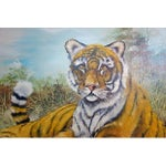 Image of Bengal Tiger Painting